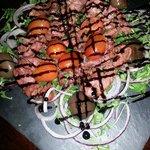 Carne salata