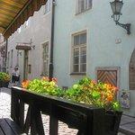 На улочках старого Таллинна.