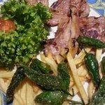 Una carne fantástica de los Pirineos!