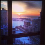 Sunrise Over Navy Pier suite #2407