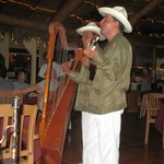 Live music every night at the fabulous restaurant
