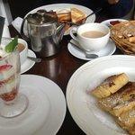 Sunshine cafe breakfast