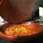 Fantastic meatballs in Moroccan tomato sauce
