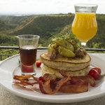 Desayuno sin igual.