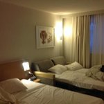 room with extrabed