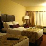 Our room -  2 queen beds, 2nd floor.