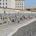 The ugly wall after: the Topography of Terror Documentation Center