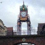 Site on tour - Clock bridge