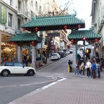 China Town, Adventure Bums, Get off the Path