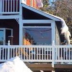 notre terrasse chauffée
