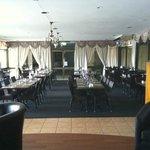 Inside The Escarpment Restaurant