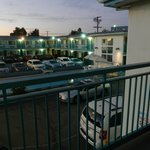 estacionamiento y pileta