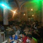 El lugar muy tradicional, mantiene la base estética de la Habana