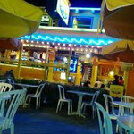 Frenchy's, great patio/location