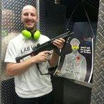 Geweldige ervaring om met een mp5 te mogen schieten!