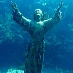Christ of the Abyss dive site.
