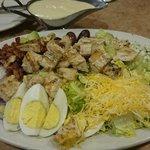 Great Cobb Salad!