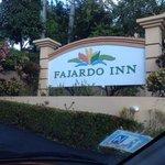 The Fajardo Inn entrance