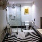 Bathroom room 124