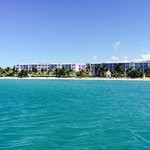 Hotel Riu seen from Katamaran Tour