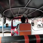 Free Tuk Tuk to the train station