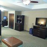 Fifth floor junior executive suite