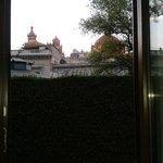 Vista de la ventana de la Master Suite María