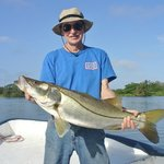 My 1st snook