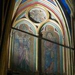 Сама старая из сохранившихся фресок Парижа
