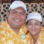 Raymundo and Claudia - Barracuba Bar