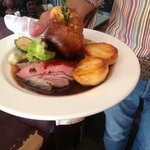 Sunday Roast at The Hungry Monk!