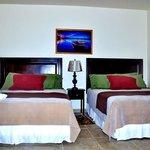 Habitaciones, Hotel Partenon, La Ceiba, Honduras