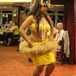 Dancer at the Luau