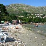 Пляж Srebreno