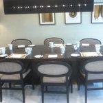Restaurant family area