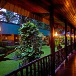 Foto de Sukau Rainforest Lodge
