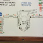 General Floor Plan of the Hotel