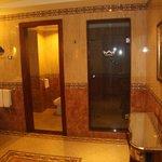 Seperate Huge Walk in Shower