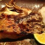 grill snapper