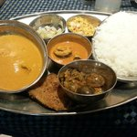 Ritz Fish Thali