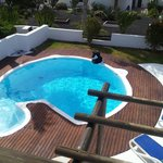 Pool 3 bed pablo picasso