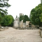 l'eglise St Honorat