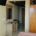 Zimmer Eingangsbereich Zi. 804