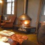 Hotel Bar/Bistro area