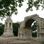 L'Arc de Triomphe et le Mausolée
