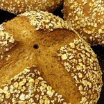Honey and oat bread