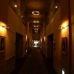 hallway ninth floor