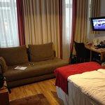 Vores værelse