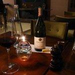 Местное вино вполне хорошее