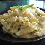 The ultra creamy penera pasta
